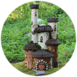 Fairy House Glen & Susan Carliss
