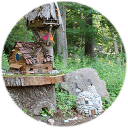 Fairy House Matt Inman