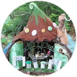 Fairy House Ramune Jauniskis