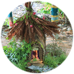 Fairy House Cynthia Rose