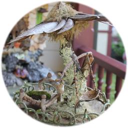 Fairy House Salley Mavor