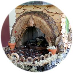 Fairy House Sue Beardsley