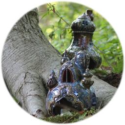 Fairy House Kim Sheerin & Dena Papi