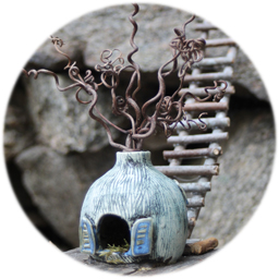 Fairy House Tessa Morgan