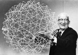 R. Buckminster Fuller, 1895 – 1983