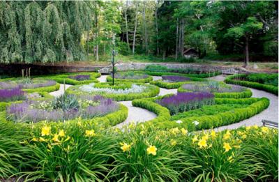 Highfield Sunken Garden