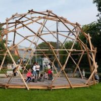 Art and Science Walk The Dome at Highfield