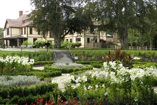 Donate to Highfield Hall and Gardens