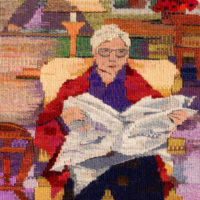 Tapestry in New England & Beyond Ruth Manning