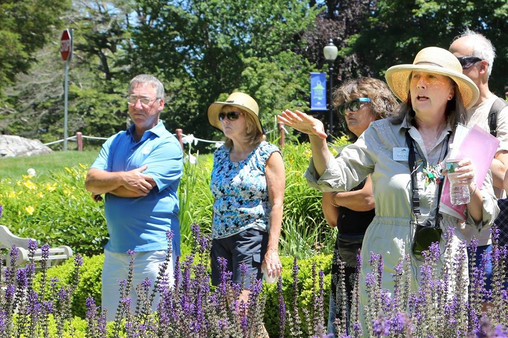 Tours at Highfield Hall