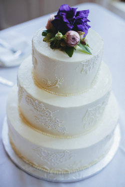 Wedding Cake Casual Gourmet